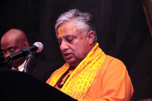 Zed To Open PA And RI Senates & Houses With Hindu Prayers