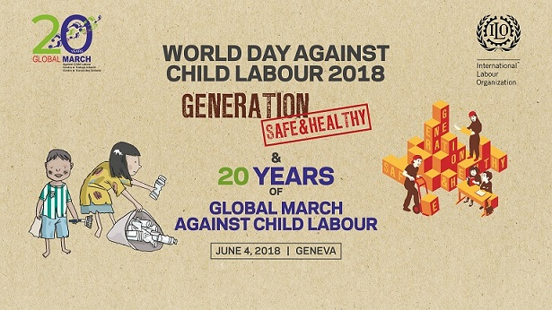 'Think Globally Act Locally'  - Marking World Day Against Child Labor