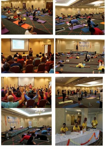 International Day Of Yoga – 2018