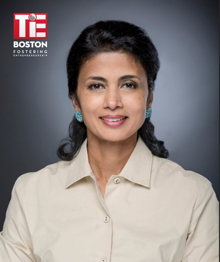 TiE Boston Elects Nilanjana Bhowmik President