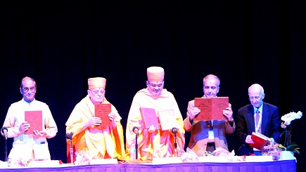 World Sanskrit Conference Recognizes Bhagwan Swaminarayan's  Akshar - Purushottam Darshan As Distinct Vedanta Tradition