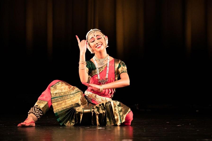 Arangetram: Ashrita Iyengar