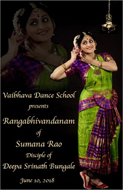 Sumana Rao Presents Rangabhivandanam