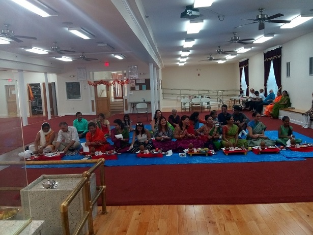 Patotsav At Satsang Center