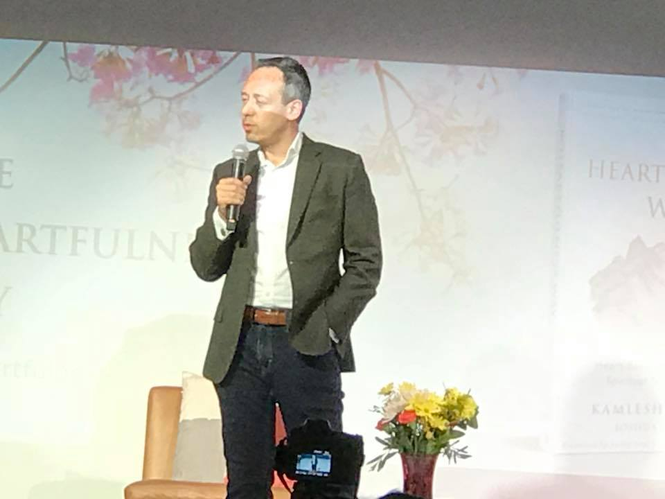 Hundreds Of Hearts Touched In 'The Heartfulness Way' Book New England Book Launches
