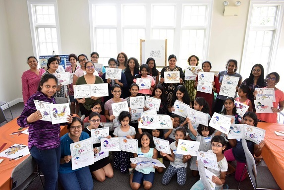 Ekal IndiArt Workshop