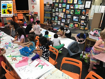 Summer Camps At Academy Of Creative Arts