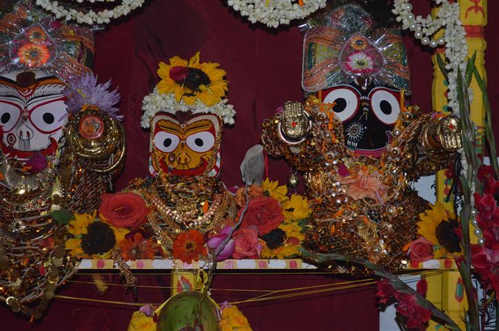 Rath Yatra At Sree Vijaya Kali Ashram