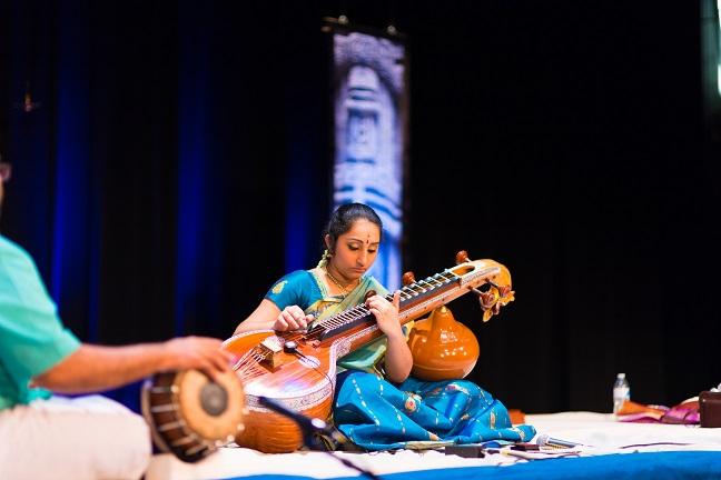 Veena Arangetram: Sahana Venkatesh