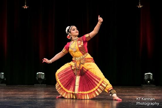 Arangetram: Mayuri Venkatesh