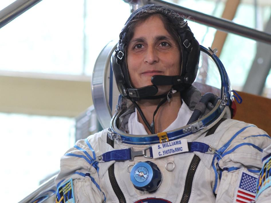 NASA Chooses Astronaut Sunita Williams Among Nine For Human Spaceflight