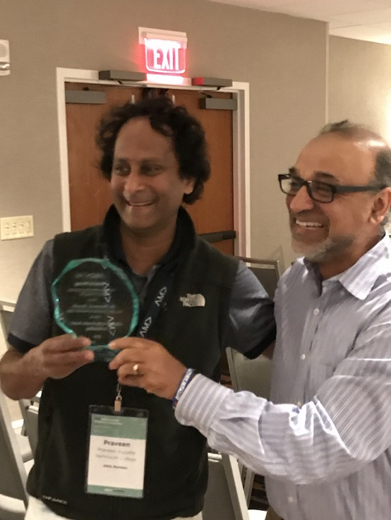 Praveen K. Kopalle Receives 2018 AMA Retailing Lifetime Achievement Award