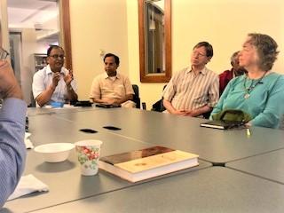 Iconology Of Shiva:  A Seminar By Dr. Kalyan Kumar Chakrabarty