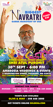 Celebrate Navratri With Shri Atul  Purohit