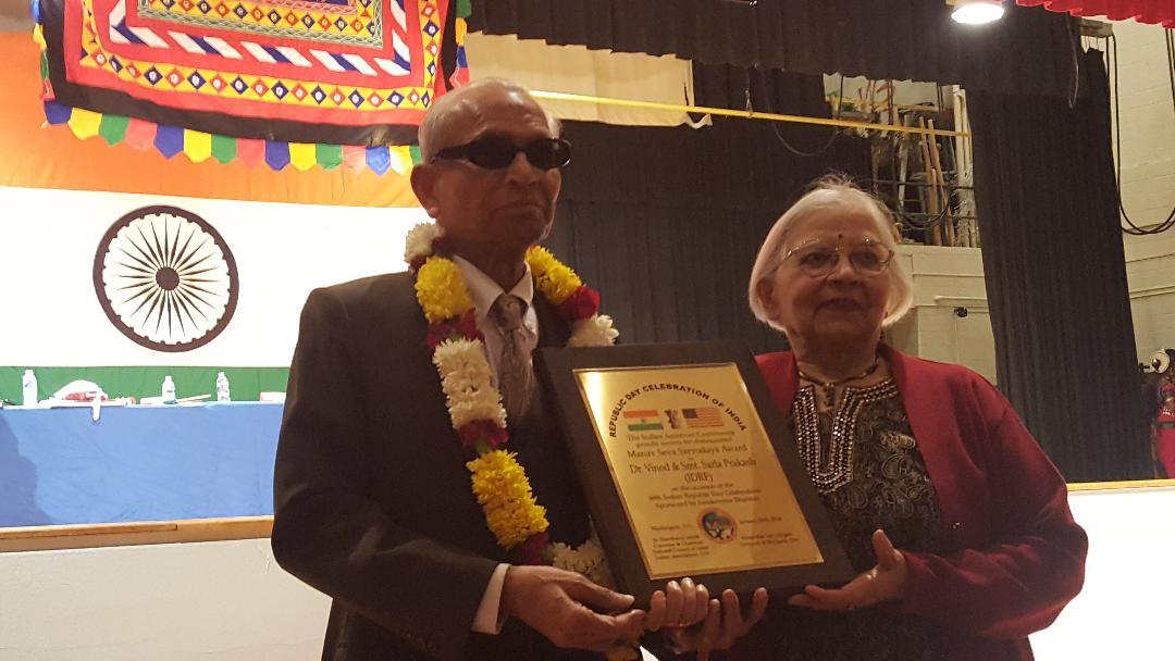 Vinod Prakash: Founder Of IDRF