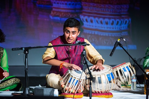 Tabla Manch Pravesh: Ashish Puri