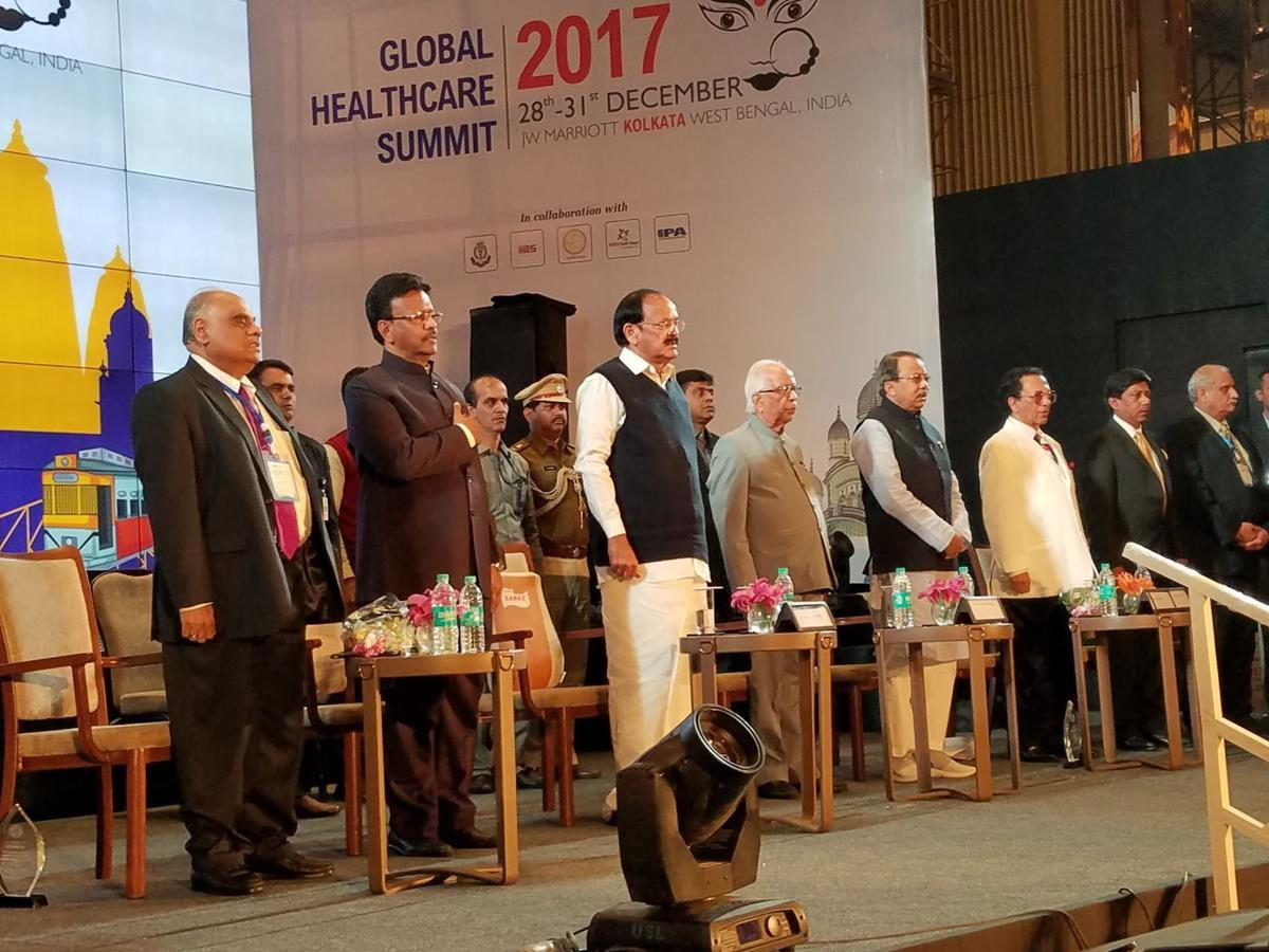 AAPI'S Global Healthcare Summit To Be Held In Mumbai From December 28-31, 2018
