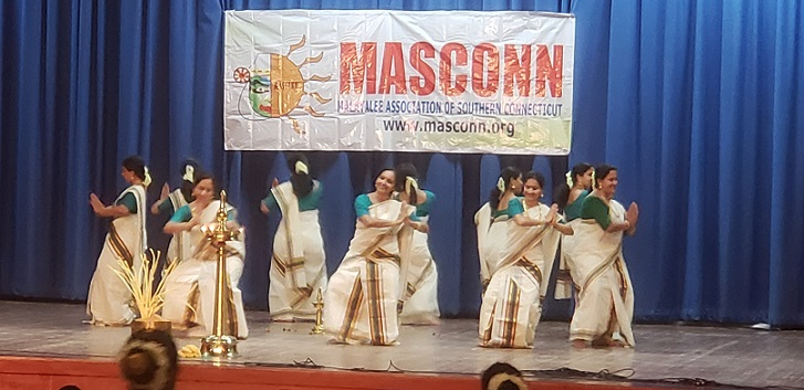 MASCONN Raises Funds For Flood Victims In Kerala At Onam Celebrations