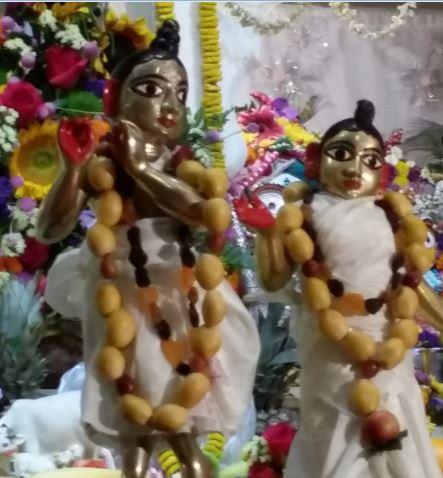 ISKCON Temple Shree Krishna Janmashtami