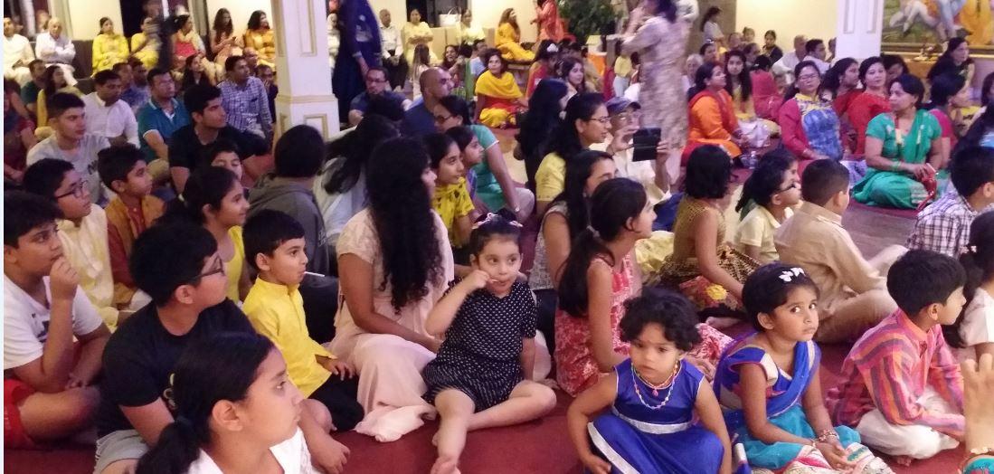 Shivalaya Temple Celebrates Krishna Janmashtami