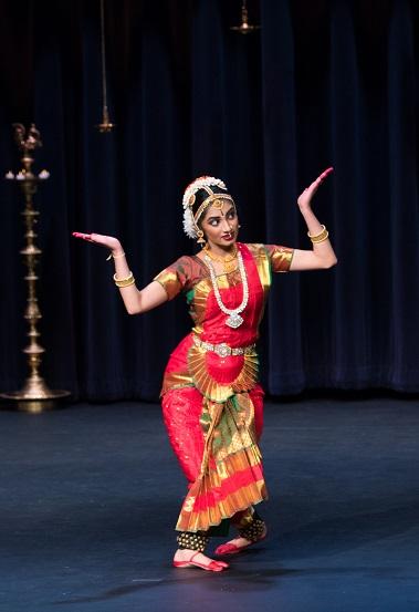 Arangetram: Neha Vijay