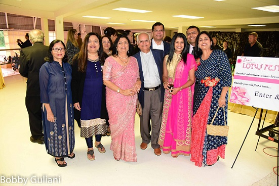 The Desai Foundation Lotus Festival Soars!