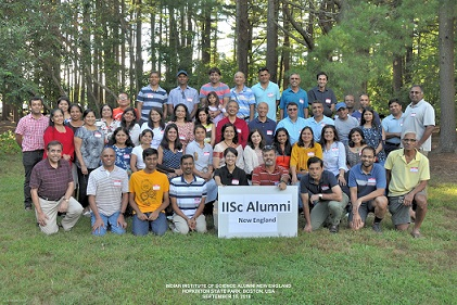 New England-Indian Institute Of Science Alumni Picnic