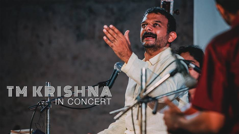 MITHAS Presents TM Krishna (Carnatic Vocal)