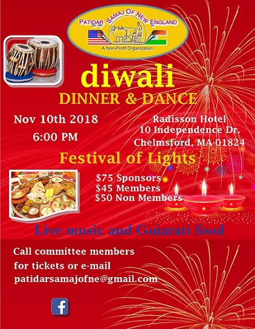 Patidar Samaj To Celebrate Diwali