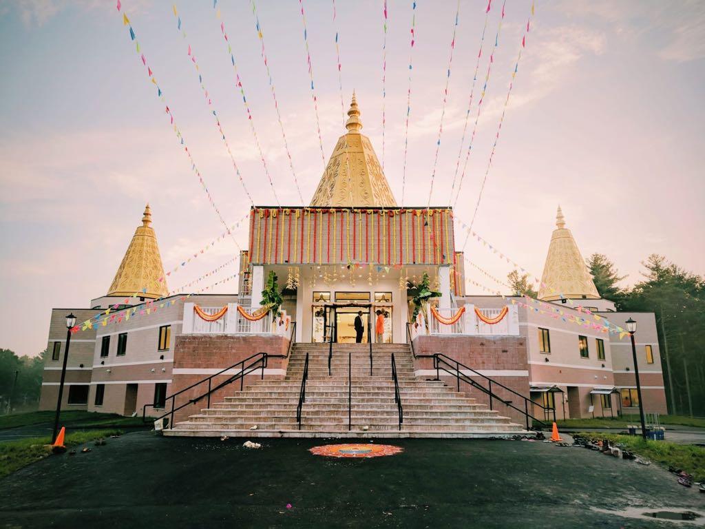 NESSP: Maha Kumbhabhishekham-Pranprathishta