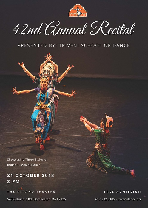 Triveni School Of Dance: 42nd Annual Recital
