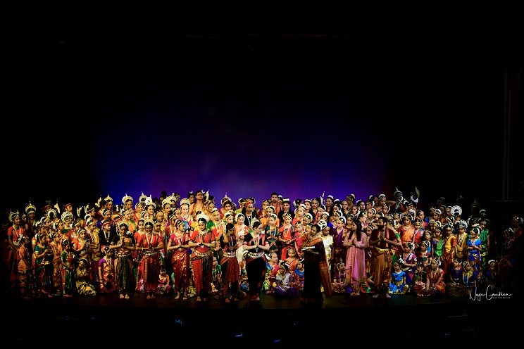 Triveni School Of Dance Showcases Its 42nd Annual Indian Classical Dance Show