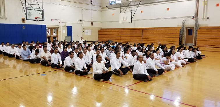 Hindu Swayamsevak Sangh, New England Chapter Celebrated Vijaya Dashami