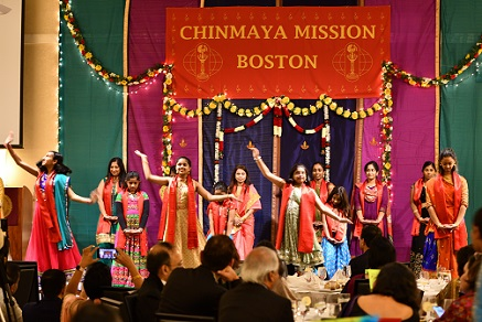 Chinmaya Mission Boston's Diwali Banquet
