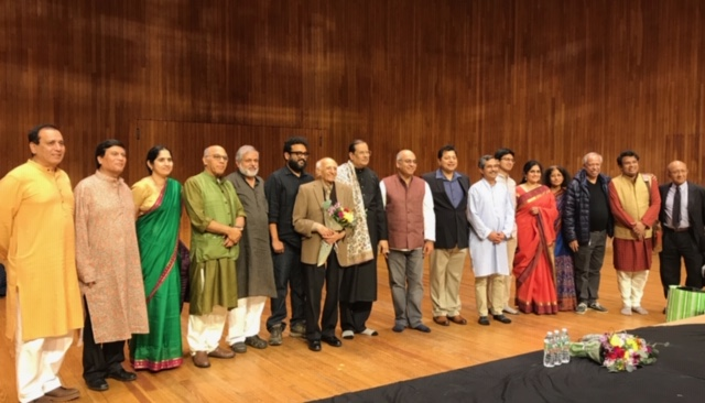 Rich Variety Of Musical Genres Presented In Hindustani Concert