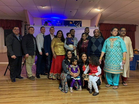 Dimple Rana For Councillor At-Large Hosts A Diwali Celebration