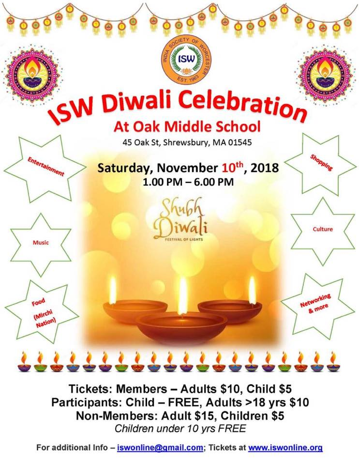 ISW Diwali Celebration