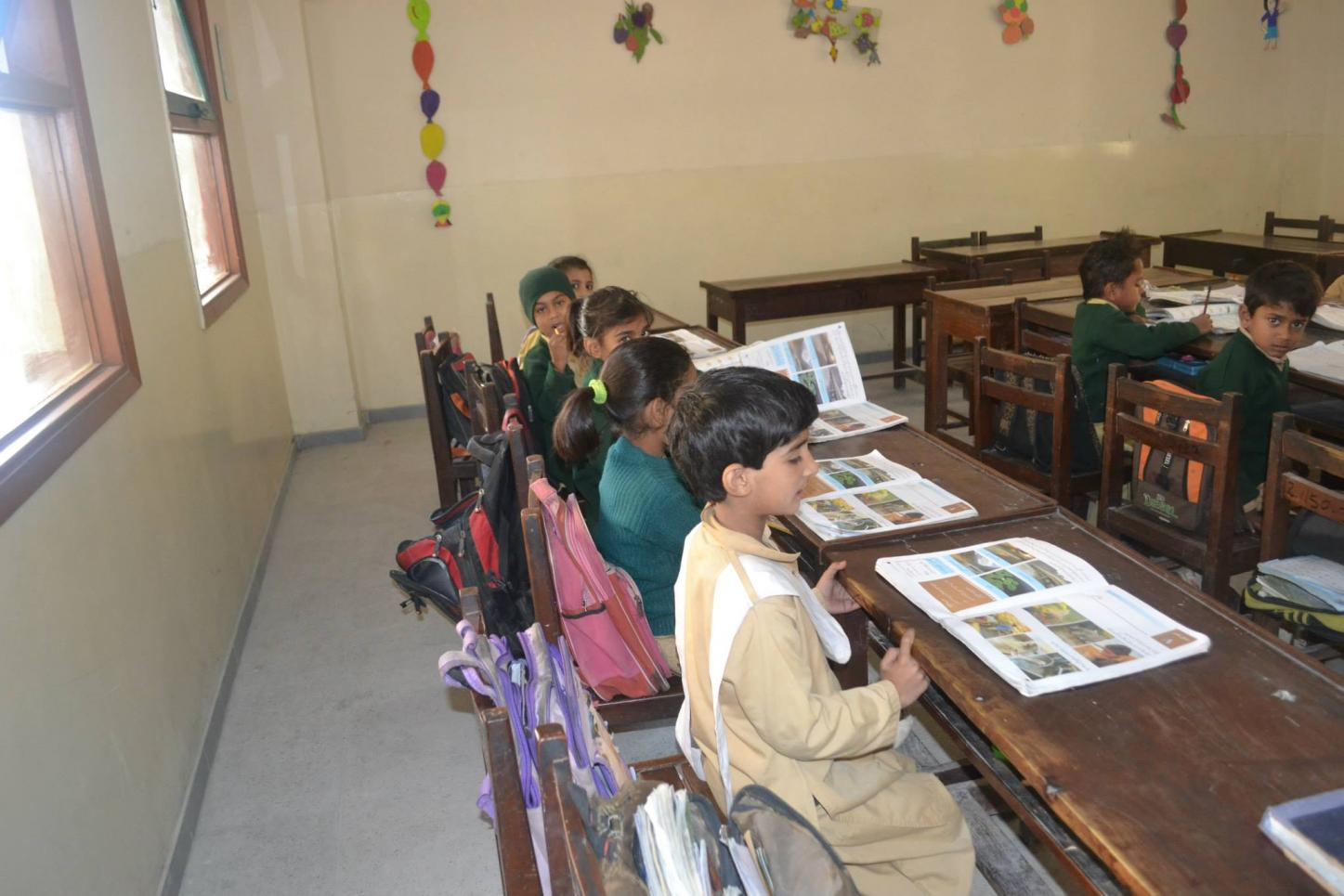 Citizens Foundation  Building Schools - One At A Time