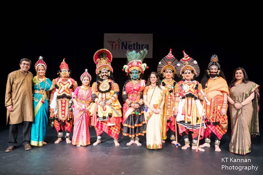 Jayashree Bala Rajamani: Annual TriNetra Festival
