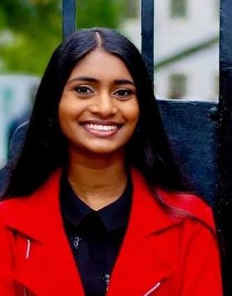 Sruthi Palaniappan Elected President Of Harvard Student Body