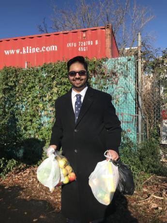 Shubhankar 'Shubi' Joshi: Making A Difference In The Local Community