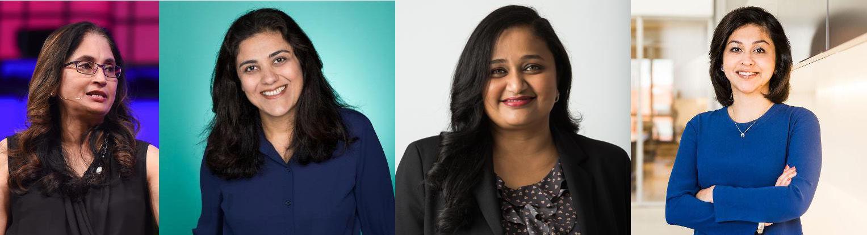 Warrior, Mangtani, Narkhede And Sivaramakrishnan Named To Forbes Top 50 Women In Technology