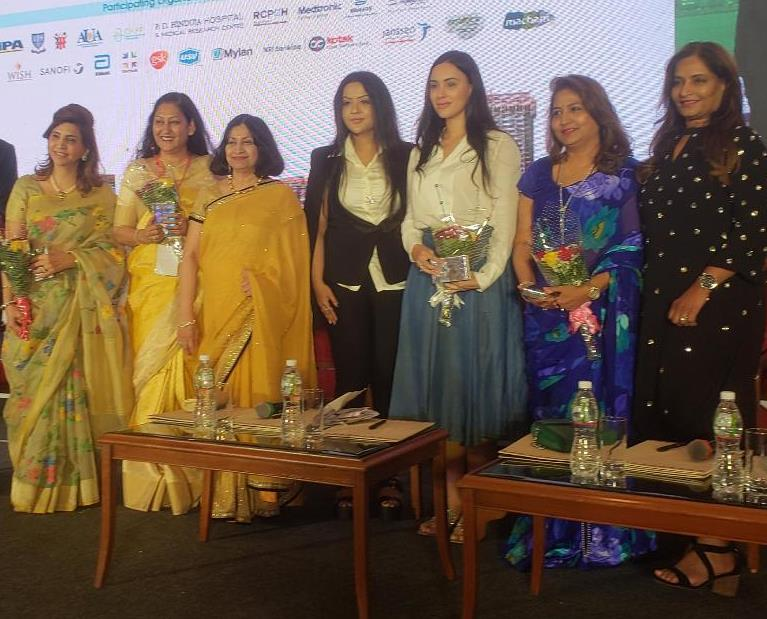 A Galaxy Of Women Leaders Address AAPI's Women's Forum During GHS In Mumbai