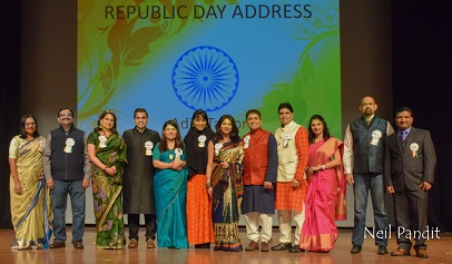 IAGB Celebrates Republic Day 2019