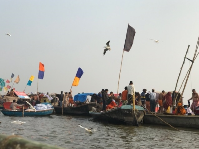 Experiencing The Kumbh Mela