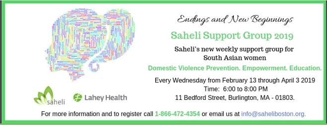 SAHELI: Endings And New Beginnings