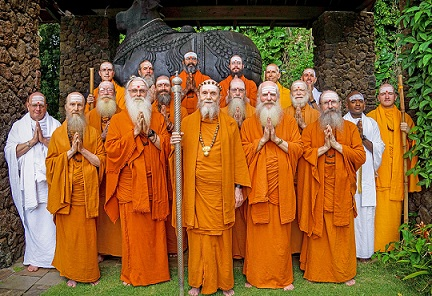Kauai's Hindu Monastery And Hinduism Today