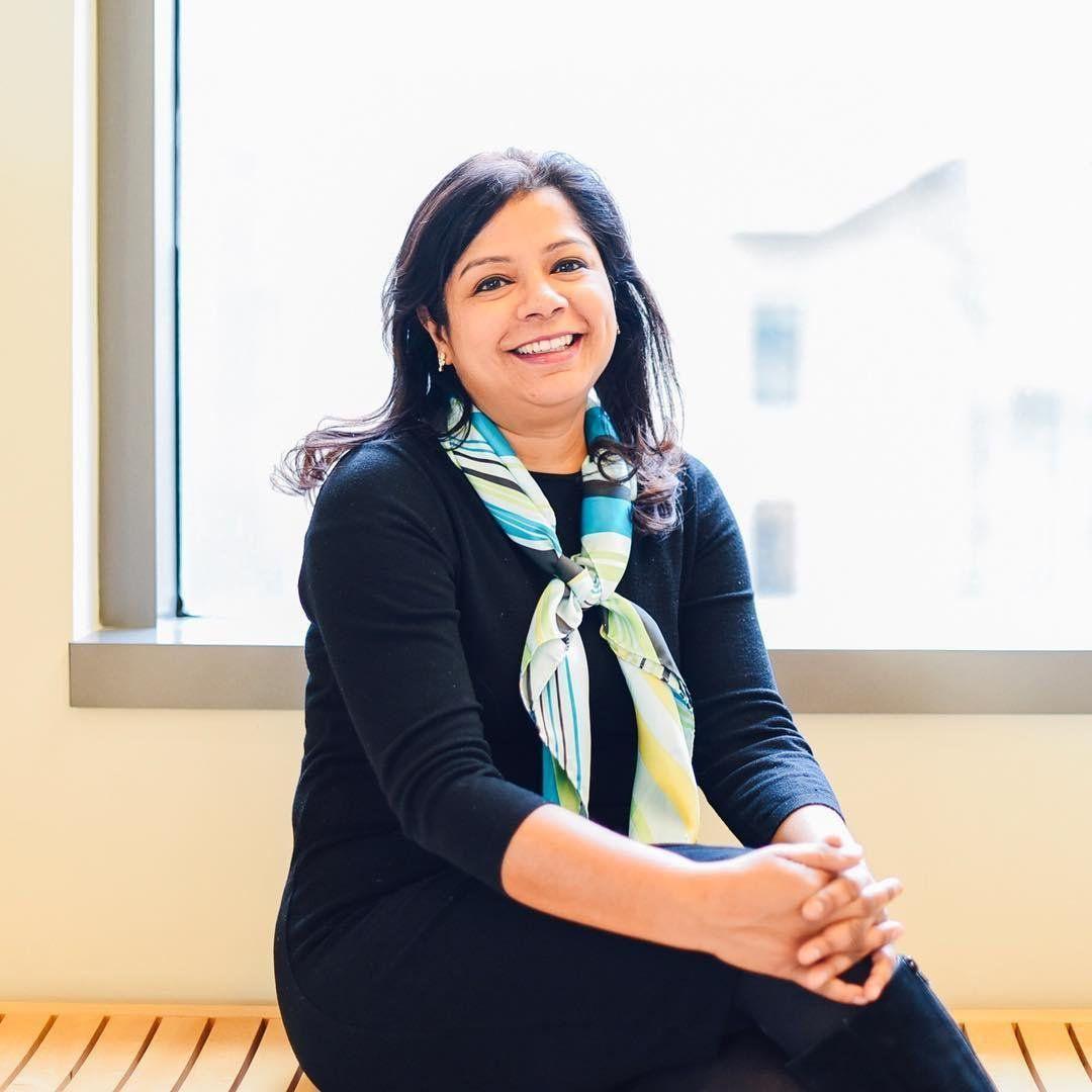 Priya Sampath Named 2019 MIT Sloan Fellow