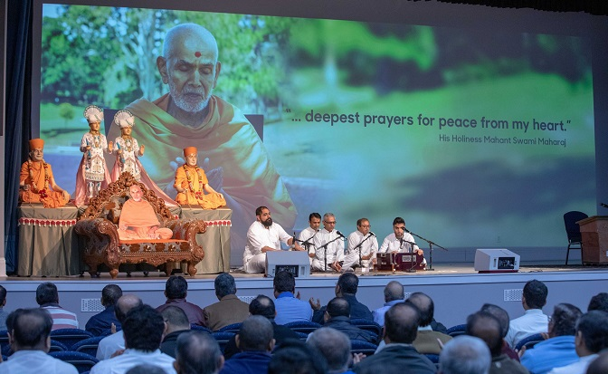 BAPS Organizes Prayer Services Globally For  Pulwama Attack Victims