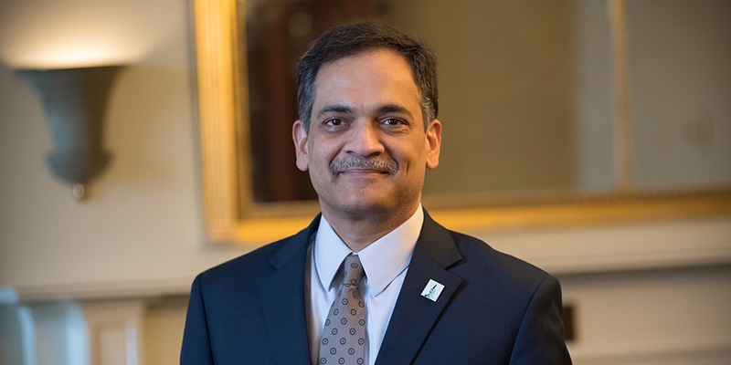 Suresh Garimella Named 27th President Of University Of Vermont